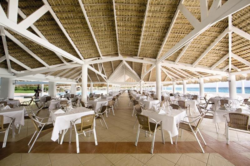 Viva Wyndham Dominicus Beach Restaurant