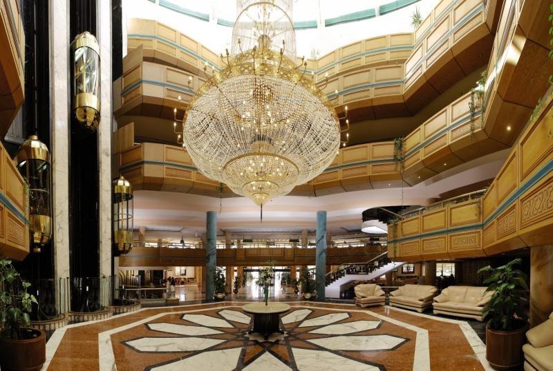 Golden 5 Paradise Hotel & Beach Resort Lounge/Empfang