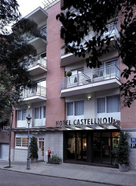 Catalonia Castellnou Außenaufnahme