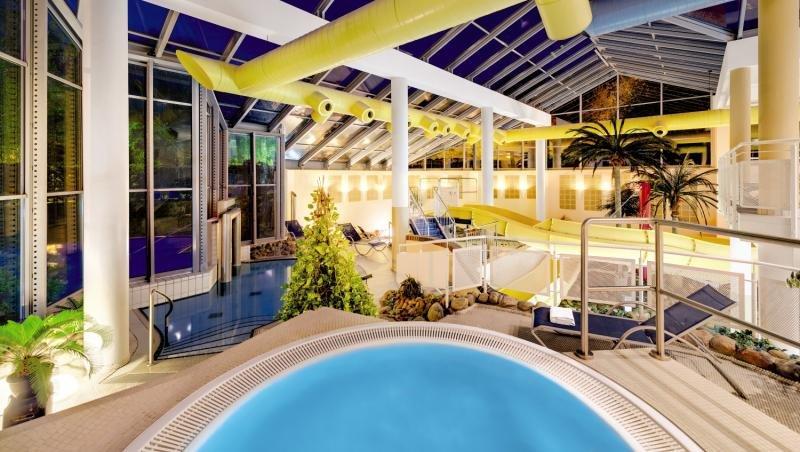 Precise Resort Marina Wolfsbruch Hallenbad