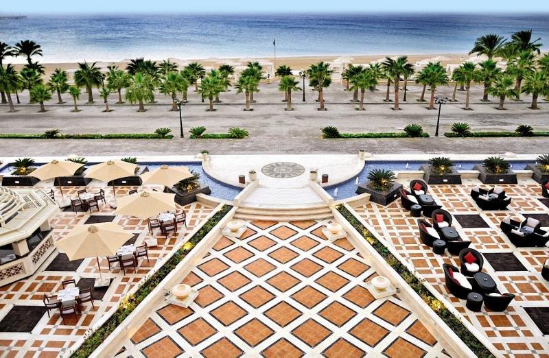 SUNRISE Romance Resort Sahl Hasheesh  Terrasse