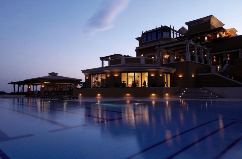The Cascades Golf Resort, Spa & Thalasso Pool
