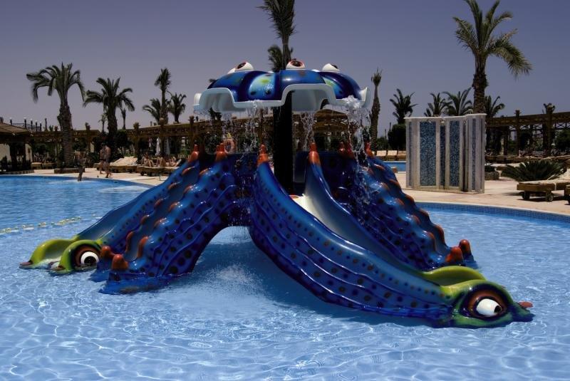 Hawaii Le Jardin Aqua Park Resort Sport und Freizeit