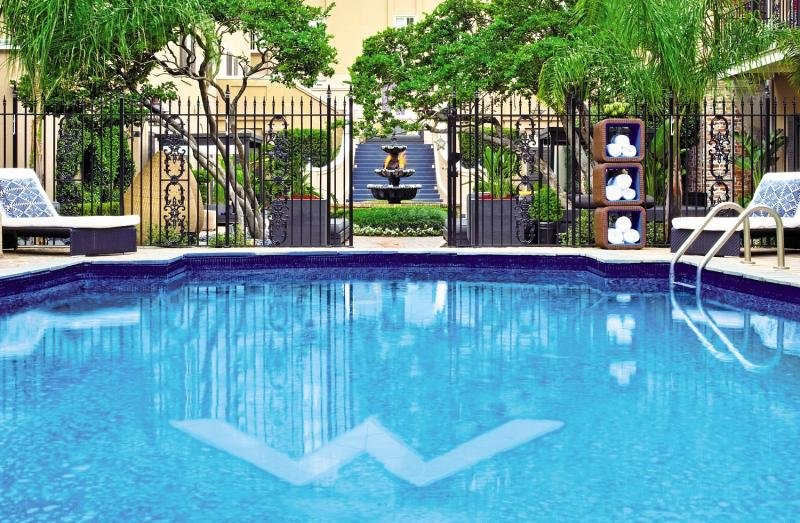 W New Orleans - French Quarter Pool