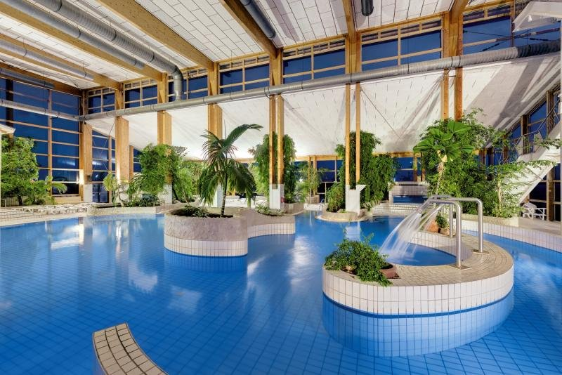 Precise Resort Rügen Hallenbad
