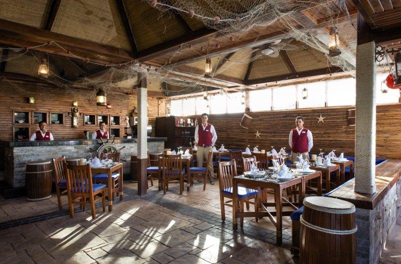 Amwaj Blue Beach Resort & Spa Restaurant