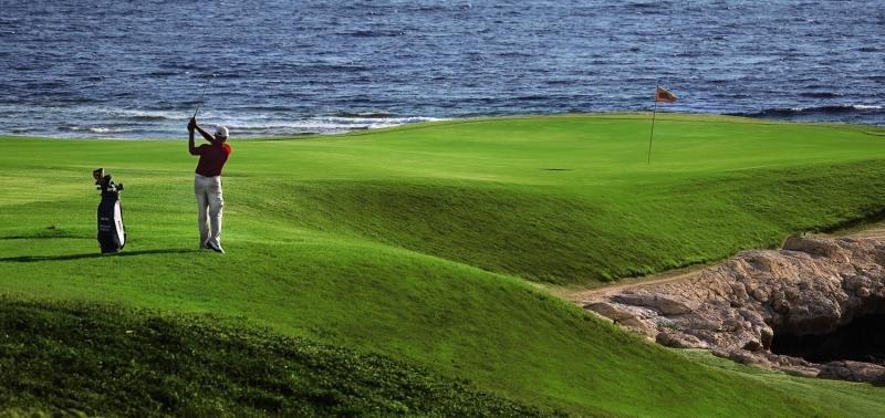 The Cascades Golf Resort, Spa & Thalasso Landschaft