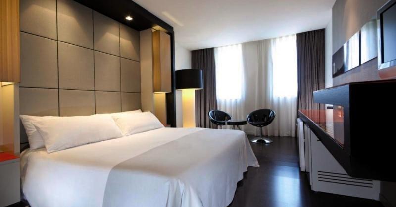 Hotel Barcelona Condal Mar managed by Melia Wohnbeispiel