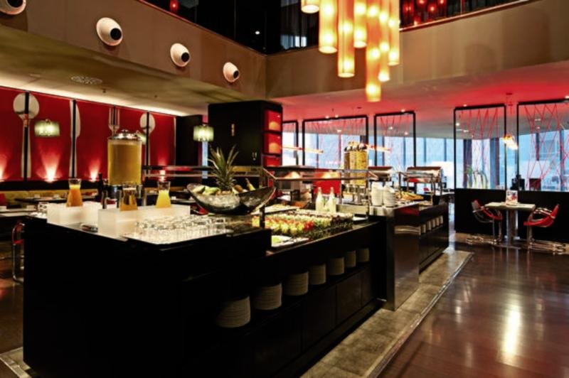 Hotel Barcelona Condal Mar managed by Melia Restaurant