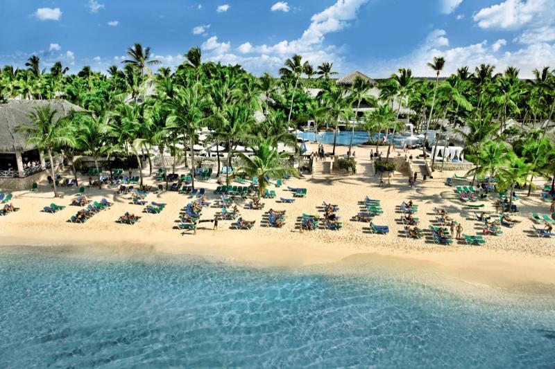 Viva Wyndham Dominicus Beach Außenaufnahme