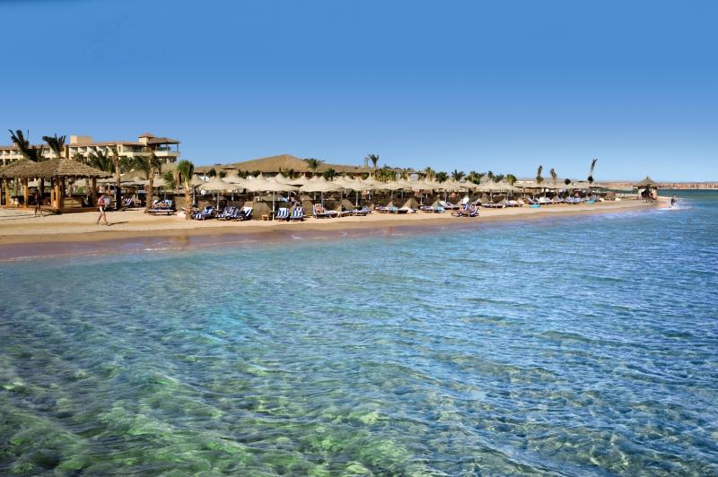 Amwaj Blue Beach Resort & Spa Landschaft