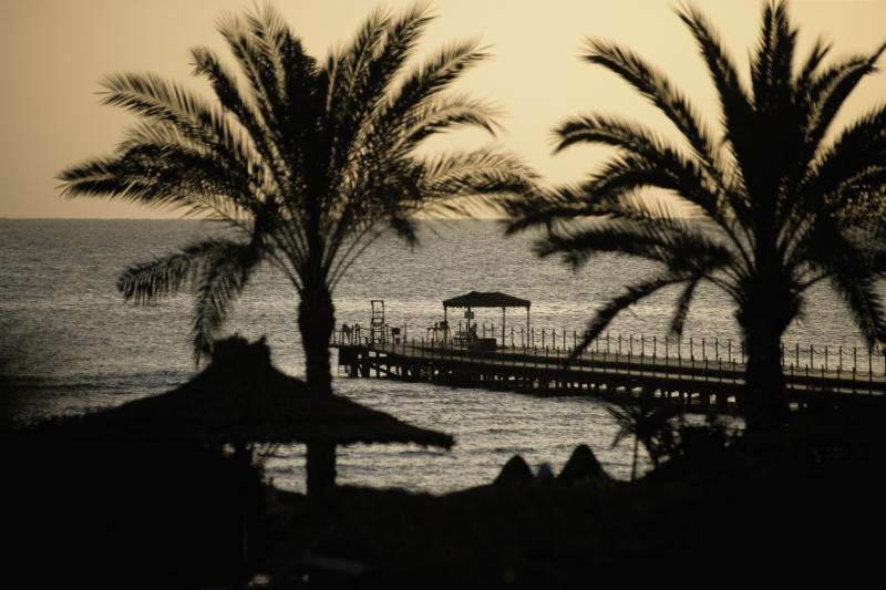 Flamenco Beach & Flamenco Resort Strand