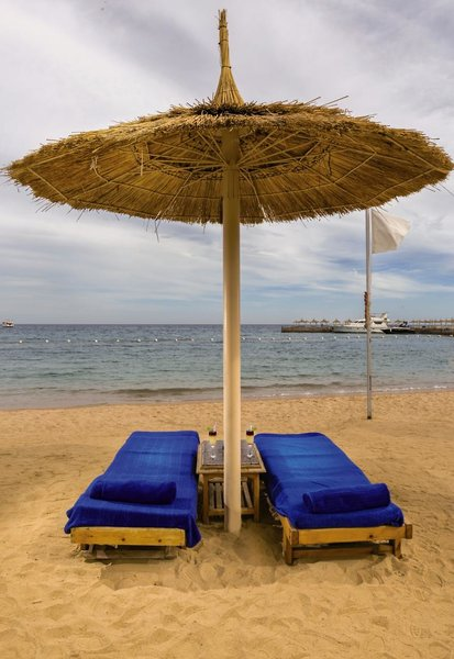 Beach Albatros Resort Strand