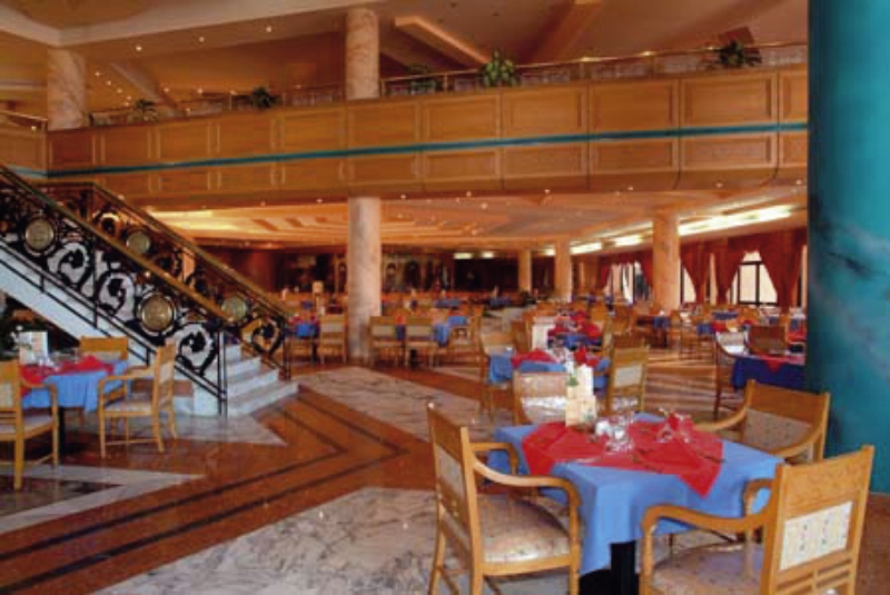 Golden 5 Paradise Hotel & Beach Resort Restaurant