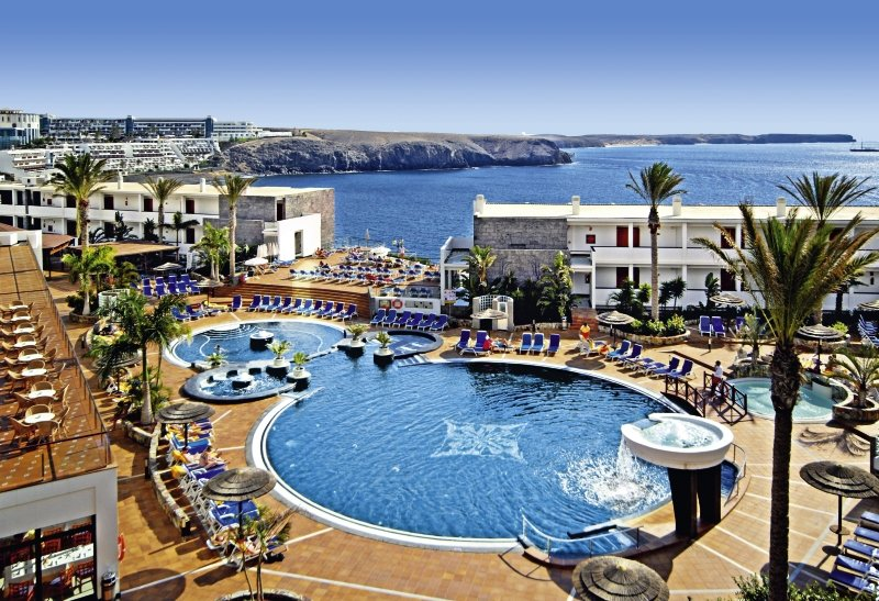 THe Mirador Papagayo Pool