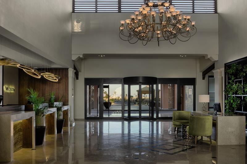The Cascades Golf Resort, Spa & Thalasso Lounge/Empfang