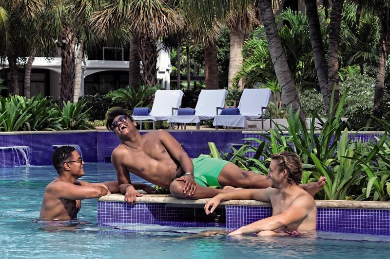 Floris Suite Hotel - Spa & Beachclub - Erwachsenenhotel Personen