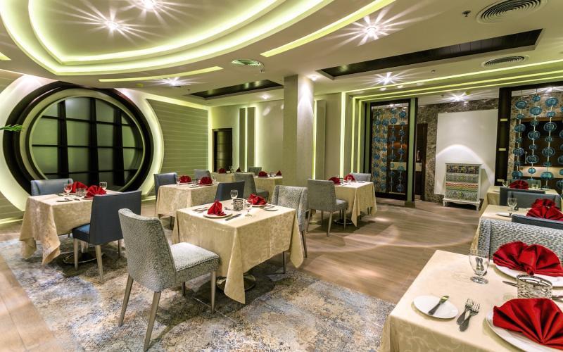 SUNRISE Romance Resort Sahl Hasheesh  Restaurant