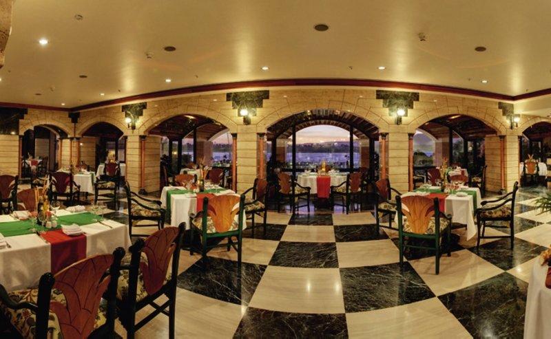 Sonesta St.George Restaurant