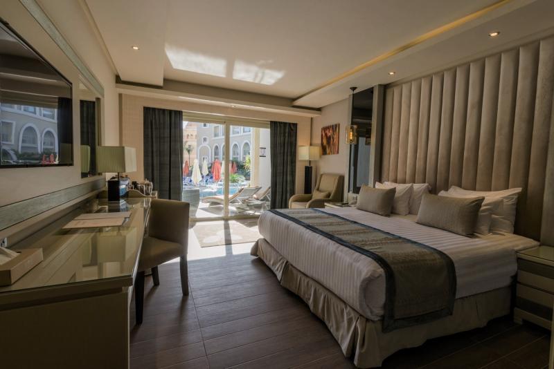 SUNRISE Romance Resort Sahl Hasheesh  Wohnbeispiel