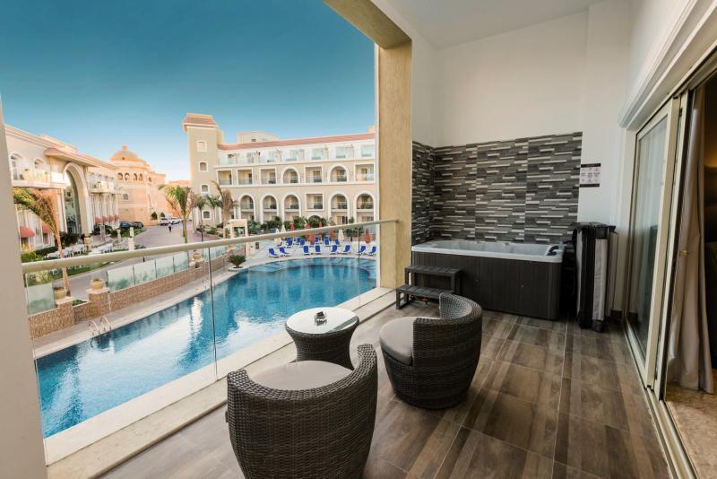 SUNRISE Romance Resort Sahl Hasheesh  Wellness