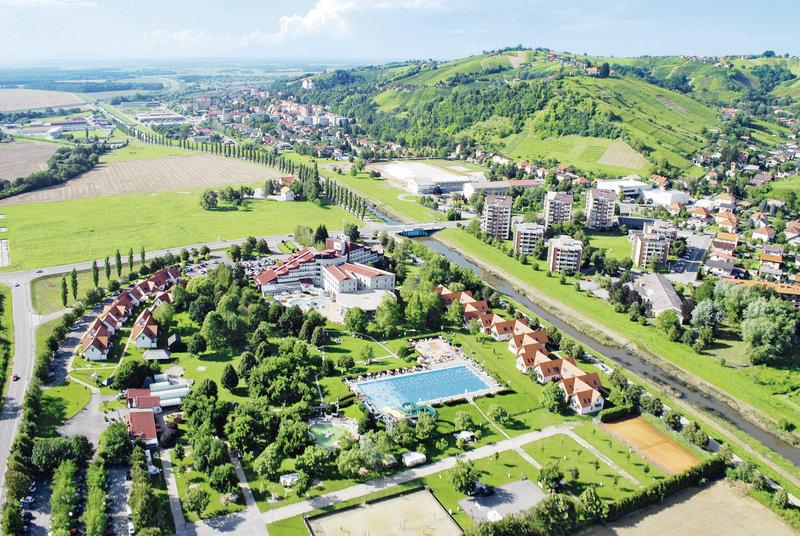 7 Tage in Slowenien Inland im Hotel Lipov Gaj Appartement Village