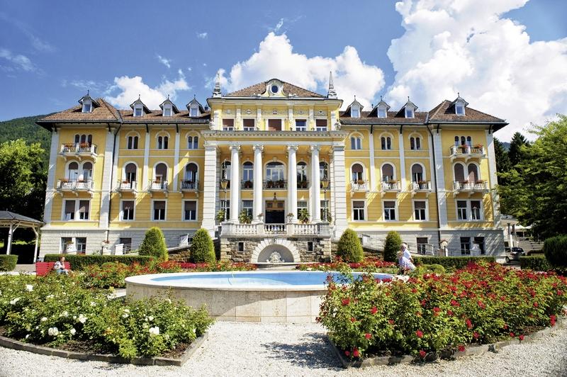 Trentino & Südtirol  Wohlfühlurlaub im Grand Hotel Imperial