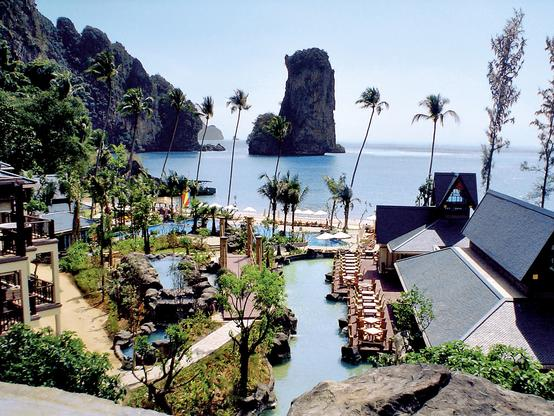 Centara Grand Beach Resort und Villas Krabi
